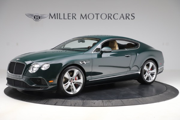 Used 2017 Bentley Continental GT V8 S for sale $139,900 at Bugatti of Greenwich in Greenwich CT 06830 2