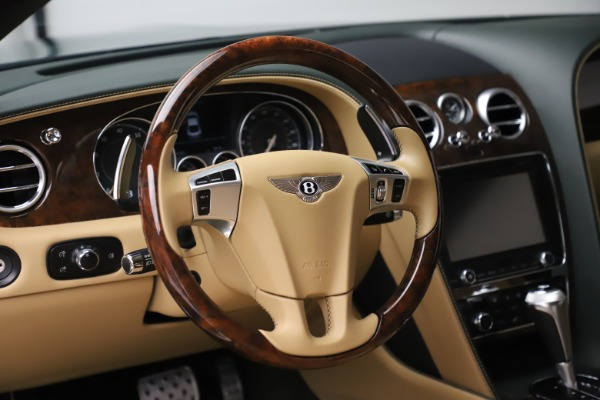 Used 2017 Bentley Continental GT V8 S for sale $139,900 at Bugatti of Greenwich in Greenwich CT 06830 20