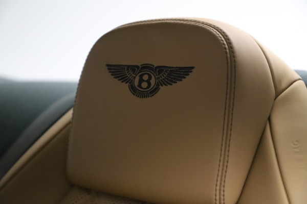 Used 2017 Bentley Continental GT V8 S for sale $139,900 at Bugatti of Greenwich in Greenwich CT 06830 21