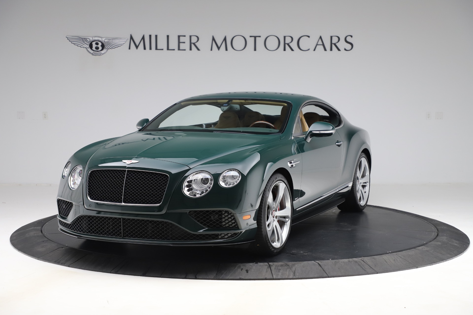 Used 2017 Bentley Continental GT V8 S for sale $139,900 at Bugatti of Greenwich in Greenwich CT 06830 1