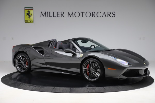Used 2018 Ferrari 488 Spider for sale $283,900 at Bugatti of Greenwich in Greenwich CT 06830 10