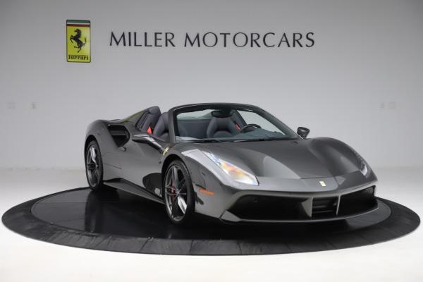 Used 2018 Ferrari 488 Spider for sale $283,900 at Bugatti of Greenwich in Greenwich CT 06830 11