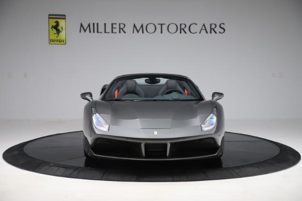 Used 2018 Ferrari 488 Spider for sale $283,900 at Bugatti of Greenwich in Greenwich CT 06830 12
