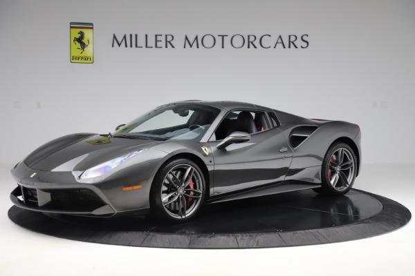 Used 2018 Ferrari 488 Spider for sale $283,900 at Bugatti of Greenwich in Greenwich CT 06830 13