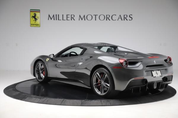 Used 2018 Ferrari 488 Spider for sale $283,900 at Bugatti of Greenwich in Greenwich CT 06830 15