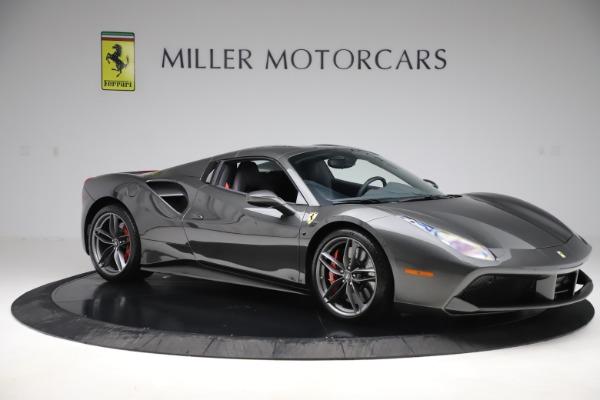 Used 2018 Ferrari 488 Spider for sale $283,900 at Bugatti of Greenwich in Greenwich CT 06830 17