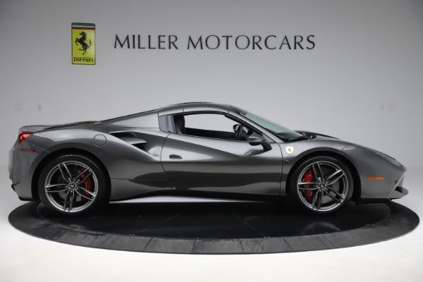 Used 2018 Ferrari 488 Spider for sale $283,900 at Bugatti of Greenwich in Greenwich CT 06830 18