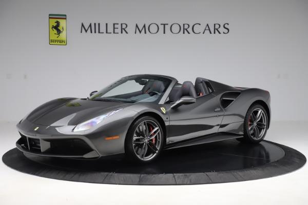 Used 2018 Ferrari 488 Spider for sale $283,900 at Bugatti of Greenwich in Greenwich CT 06830 2
