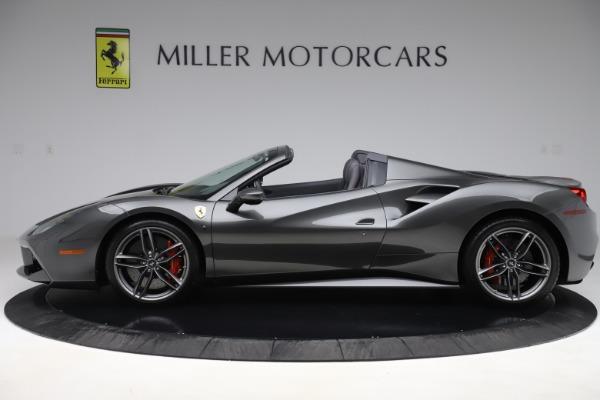 Used 2018 Ferrari 488 Spider for sale $283,900 at Bugatti of Greenwich in Greenwich CT 06830 3