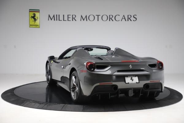 Used 2018 Ferrari 488 Spider for sale $283,900 at Bugatti of Greenwich in Greenwich CT 06830 5