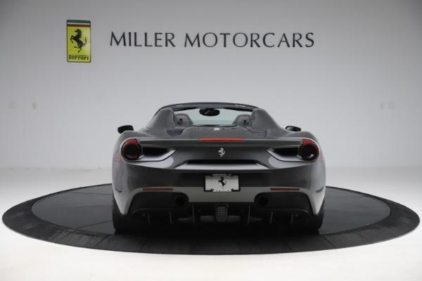 Used 2018 Ferrari 488 Spider for sale $283,900 at Bugatti of Greenwich in Greenwich CT 06830 6