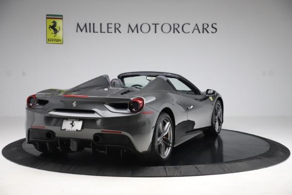 Used 2018 Ferrari 488 Spider for sale $283,900 at Bugatti of Greenwich in Greenwich CT 06830 7