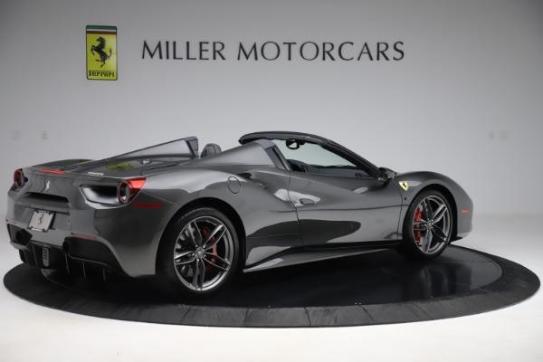 Used 2018 Ferrari 488 Spider for sale $283,900 at Bugatti of Greenwich in Greenwich CT 06830 8