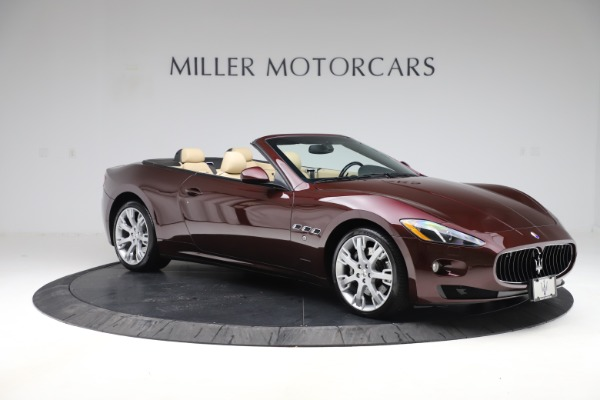 Used 2013 Maserati GranTurismo for sale Sold at Bugatti of Greenwich in Greenwich CT 06830 10