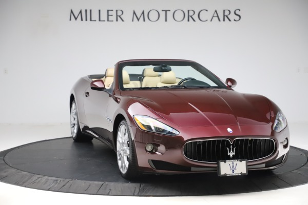 Used 2013 Maserati GranTurismo for sale Sold at Bugatti of Greenwich in Greenwich CT 06830 11