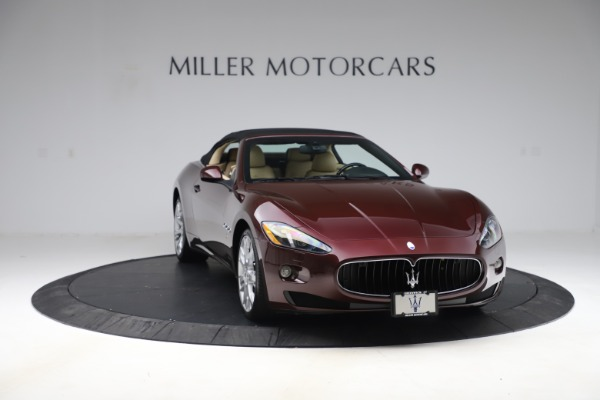 Used 2013 Maserati GranTurismo for sale Sold at Bugatti of Greenwich in Greenwich CT 06830 13