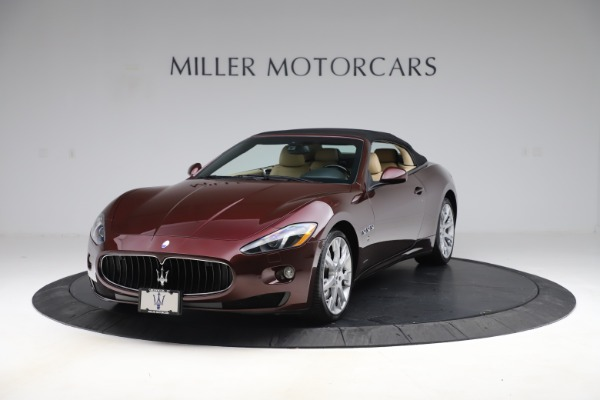 Used 2013 Maserati GranTurismo for sale Sold at Bugatti of Greenwich in Greenwich CT 06830 14