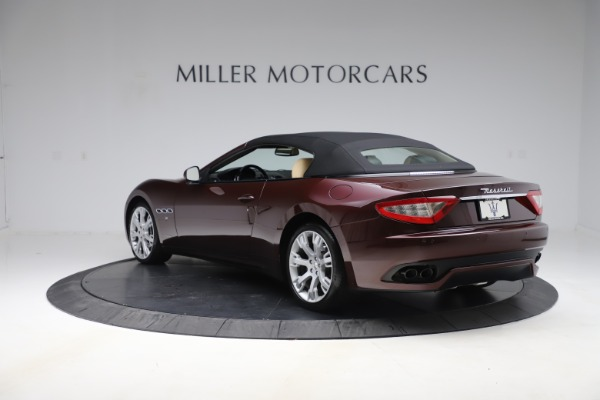 Used 2013 Maserati GranTurismo for sale Sold at Bugatti of Greenwich in Greenwich CT 06830 16