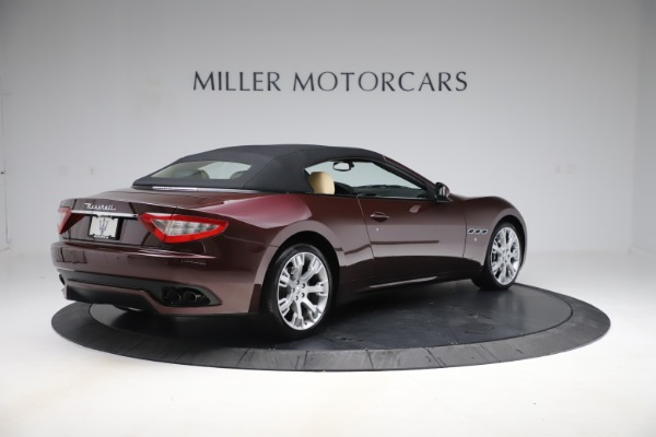 Used 2013 Maserati GranTurismo for sale Sold at Bugatti of Greenwich in Greenwich CT 06830 17