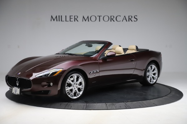 Used 2013 Maserati GranTurismo for sale Sold at Bugatti of Greenwich in Greenwich CT 06830 2