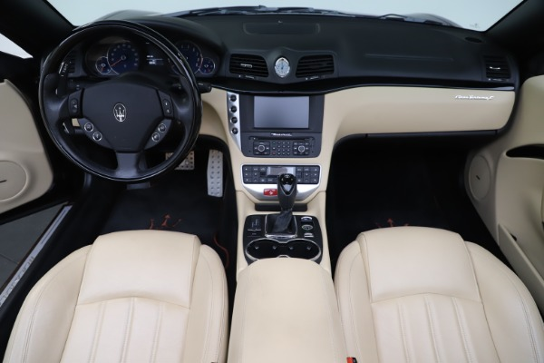 Used 2013 Maserati GranTurismo for sale Sold at Bugatti of Greenwich in Greenwich CT 06830 22