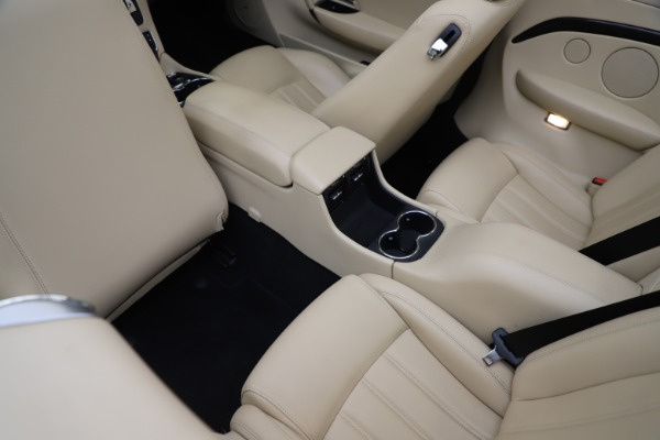 Used 2013 Maserati GranTurismo for sale Sold at Bugatti of Greenwich in Greenwich CT 06830 25