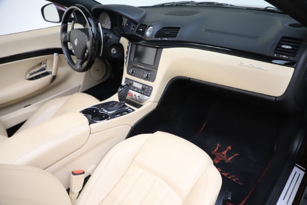 Used 2013 Maserati GranTurismo for sale Sold at Bugatti of Greenwich in Greenwich CT 06830 26