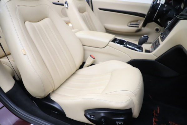 Used 2013 Maserati GranTurismo for sale Sold at Bugatti of Greenwich in Greenwich CT 06830 28