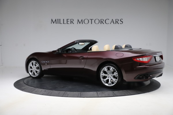 Used 2013 Maserati GranTurismo for sale Sold at Bugatti of Greenwich in Greenwich CT 06830 4