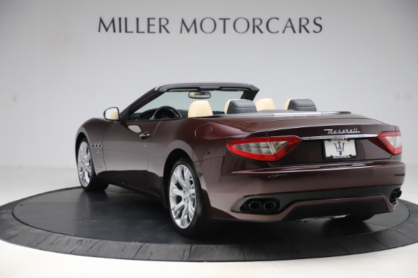 Used 2013 Maserati GranTurismo for sale Sold at Bugatti of Greenwich in Greenwich CT 06830 5