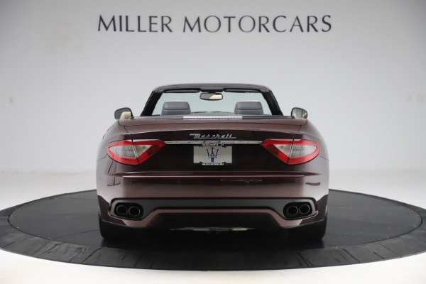 Used 2013 Maserati GranTurismo for sale Sold at Bugatti of Greenwich in Greenwich CT 06830 6