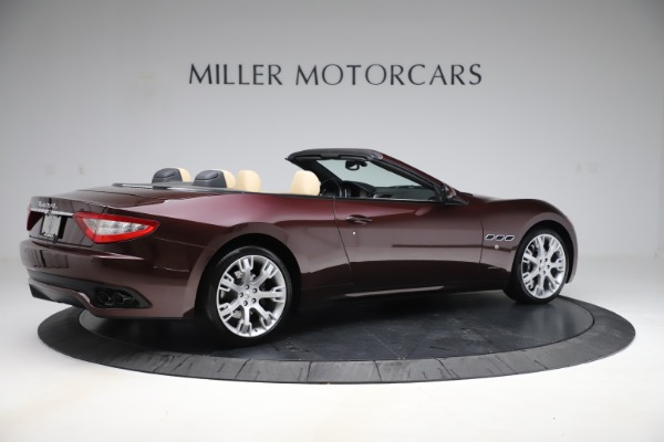 Used 2013 Maserati GranTurismo for sale Sold at Bugatti of Greenwich in Greenwich CT 06830 8