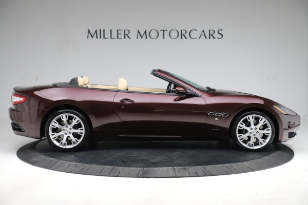 Used 2013 Maserati GranTurismo for sale Sold at Bugatti of Greenwich in Greenwich CT 06830 9