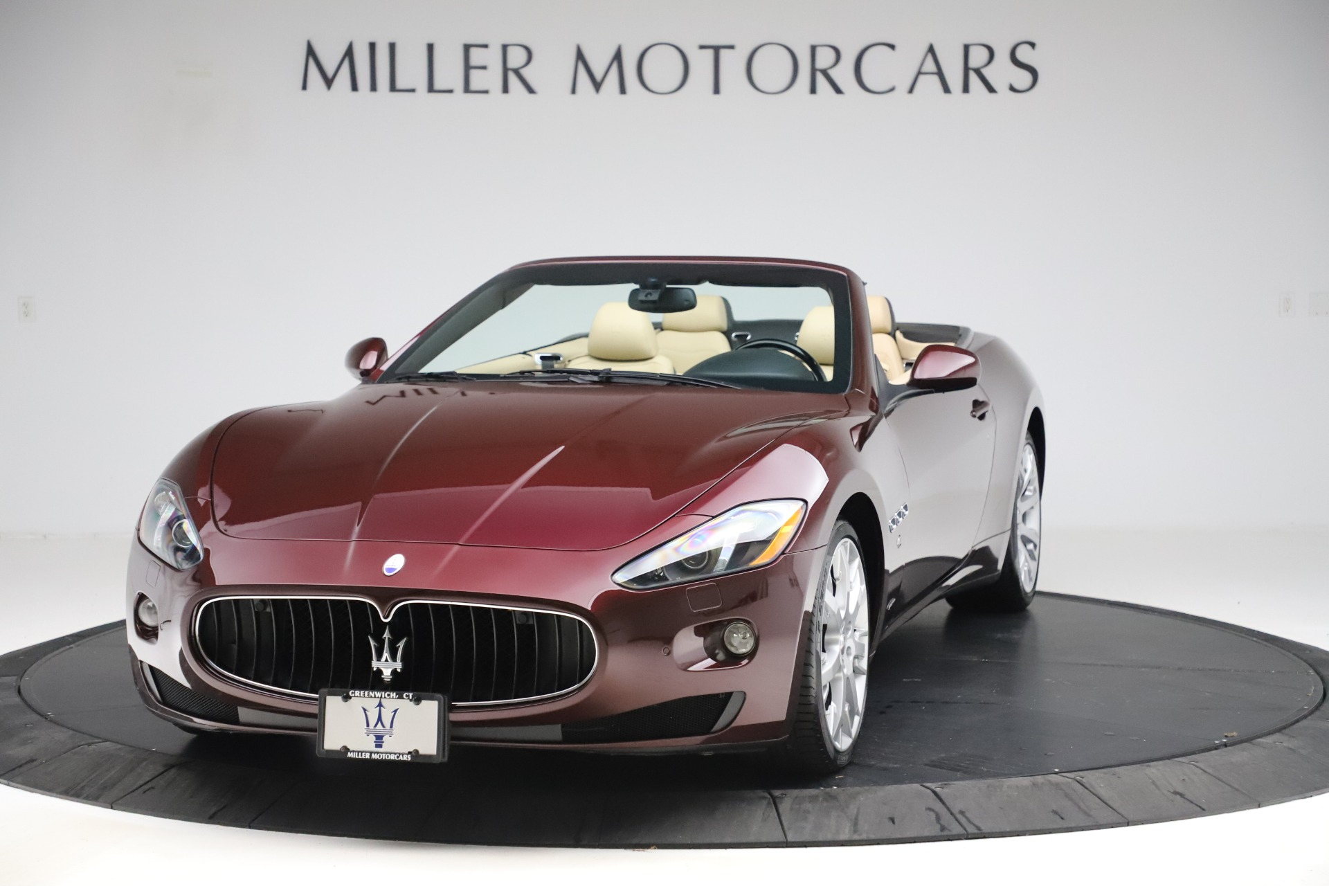 Used 2013 Maserati GranTurismo for sale Sold at Bugatti of Greenwich in Greenwich CT 06830 1