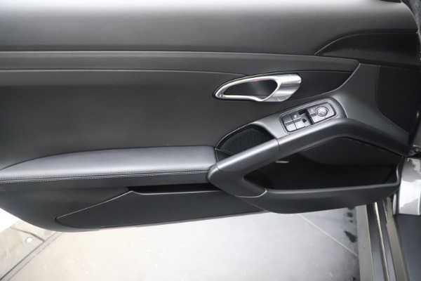 Used 2015 Porsche Cayman S for sale Sold at Bugatti of Greenwich in Greenwich CT 06830 17