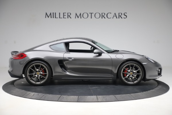 Used 2015 Porsche Cayman S for sale Sold at Bugatti of Greenwich in Greenwich CT 06830 9