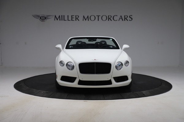 Used 2015 Bentley Continental GTC V8 for sale Sold at Bugatti of Greenwich in Greenwich CT 06830 12