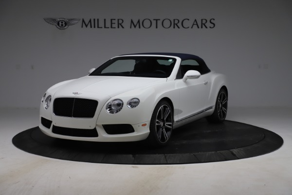 Used 2015 Bentley Continental GTC V8 for sale Sold at Bugatti of Greenwich in Greenwich CT 06830 13