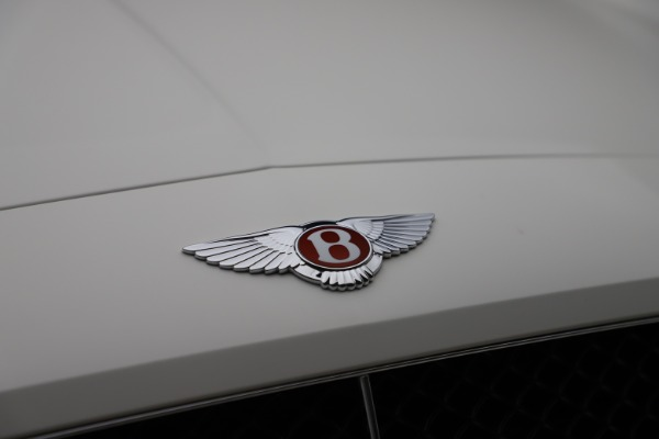 Used 2015 Bentley Continental GTC V8 for sale Sold at Bugatti of Greenwich in Greenwich CT 06830 22