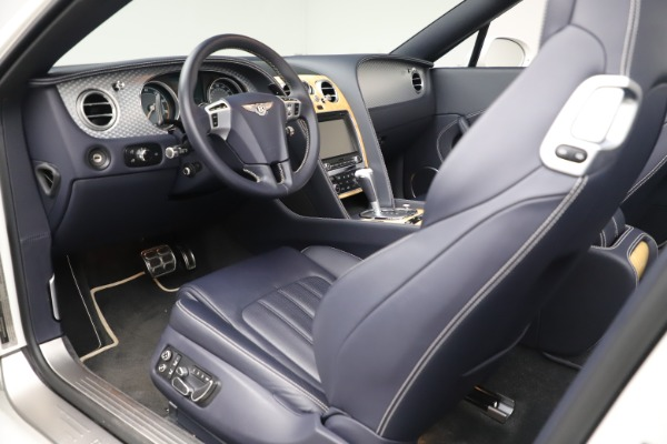 Used 2015 Bentley Continental GTC V8 for sale Sold at Bugatti of Greenwich in Greenwich CT 06830 25