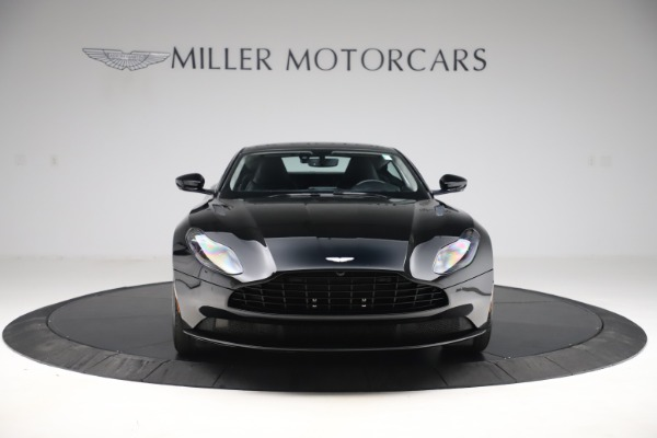 Used 2018 Aston Martin DB11 V8 for sale $139,900 at Bugatti of Greenwich in Greenwich CT 06830 11