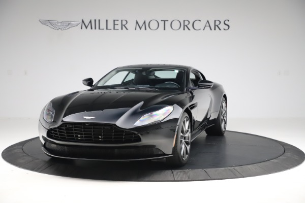 Used 2018 Aston Martin DB11 V8 for sale $139,900 at Bugatti of Greenwich in Greenwich CT 06830 12