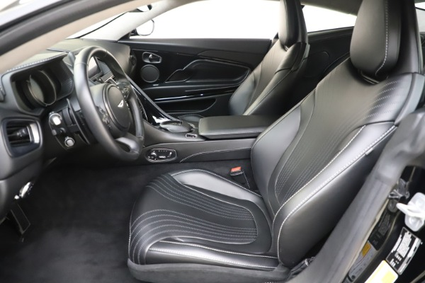 Used 2018 Aston Martin DB11 V8 for sale $139,900 at Bugatti of Greenwich in Greenwich CT 06830 13