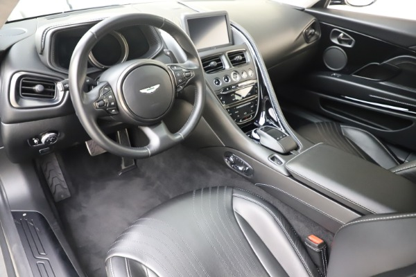 Used 2018 Aston Martin DB11 V8 for sale $139,900 at Bugatti of Greenwich in Greenwich CT 06830 14
