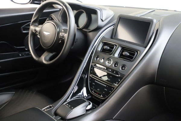 Used 2018 Aston Martin DB11 V8 for sale $139,900 at Bugatti of Greenwich in Greenwich CT 06830 18