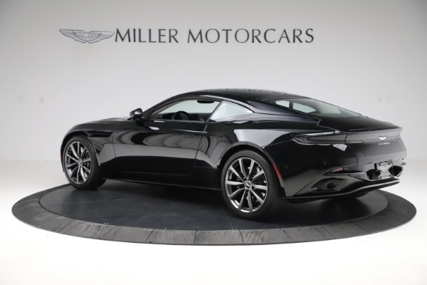 Used 2018 Aston Martin DB11 V8 for sale $139,900 at Bugatti of Greenwich in Greenwich CT 06830 3