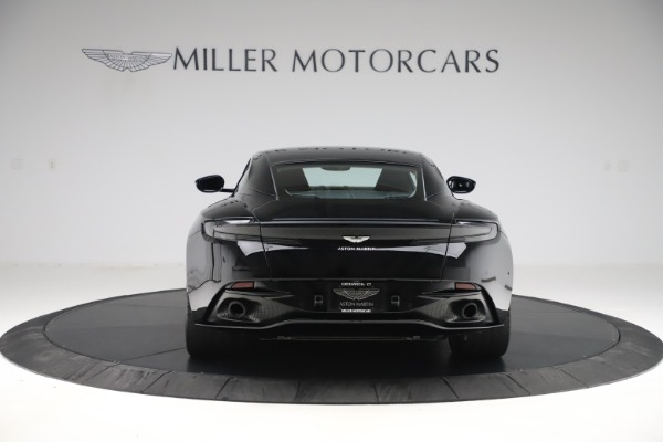 Used 2018 Aston Martin DB11 V8 for sale $139,900 at Bugatti of Greenwich in Greenwich CT 06830 5