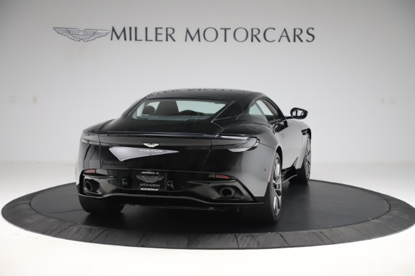 Used 2018 Aston Martin DB11 V8 for sale $139,900 at Bugatti of Greenwich in Greenwich CT 06830 6