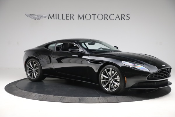 Used 2018 Aston Martin DB11 V8 for sale $139,900 at Bugatti of Greenwich in Greenwich CT 06830 9