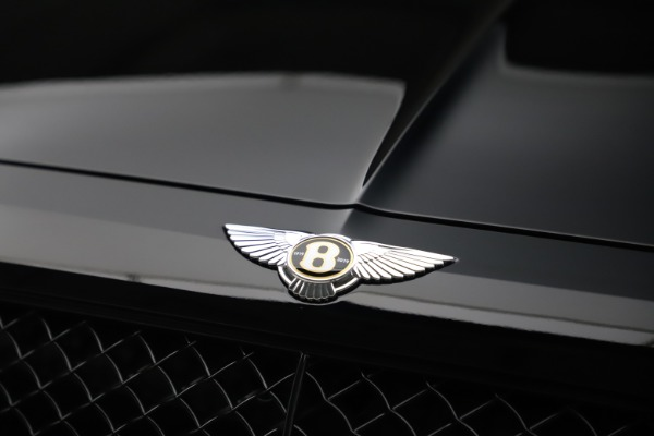 New 2020 Bentley Bentayga V8 Design Series for sale $216,860 at Bugatti of Greenwich in Greenwich CT 06830 14